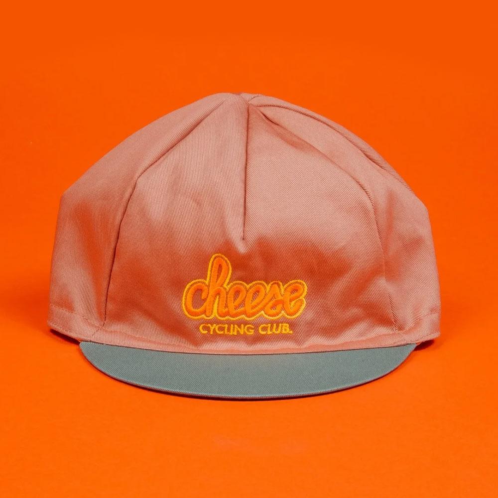 치즈사이클링 뉴 사이클링 모자 / 핑크