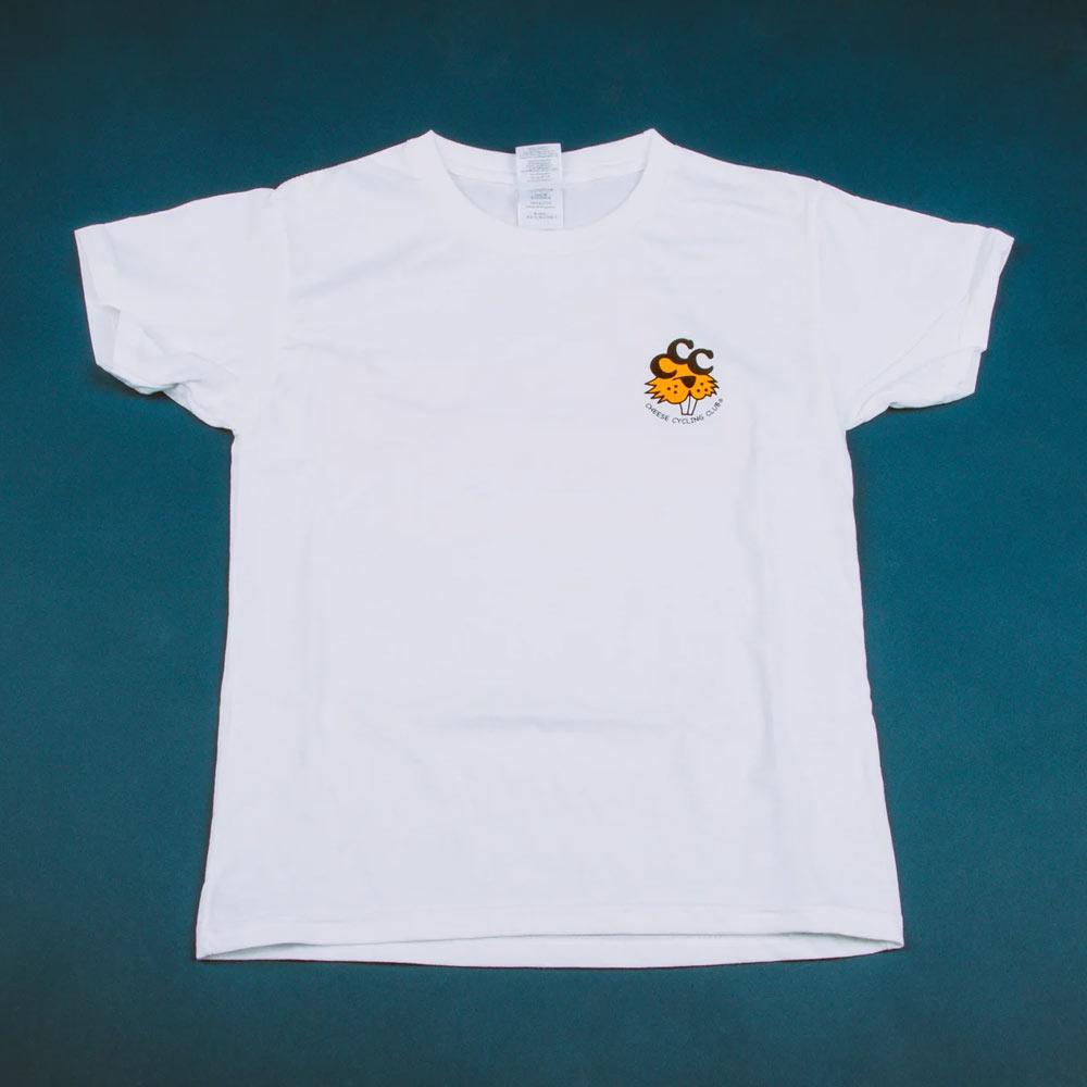 치즈사이클링 포 키즈 티셔츠